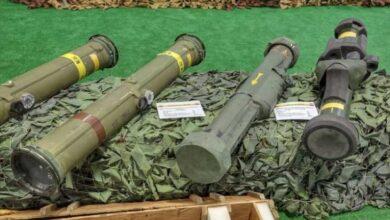 """صورة واشنطن توافق على بيع صواريخ """"غافلين"""" المضادة للدبابات لجورجيا"""