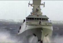 """صورة سلطنة عمان ترسل سفنا حربية إلى منطقة حادث سفينة""""أسفالت برينسس"""""""