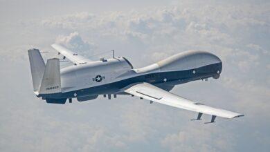 صورة البحرية الأمريكية تكشف عن طائرة مسيرة جديدة