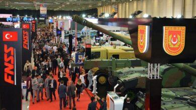 صورة شاهد: معرض اسطنبول الدولي للصناعات الدفاعية IDEF'21
