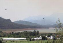 صورة تركيا.. دور فعال للطائرات المسيرة في إخماد الحرائق