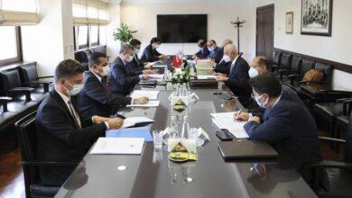 """صورة """"العدالة و التنمية"""" التركي: العلاقات مع مصر تشهد تطبيعا"""