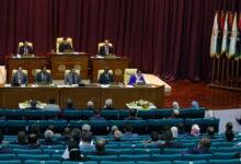 """صورة المجلس الأعلى للدولة يصفه ب""""القرار الباطل"""".. مجلس النواب الليبي يسحب الثقة من حكومة الدبيبة"""