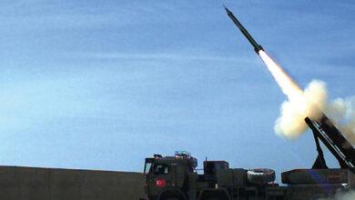 صورة شاهد : نظام الصواريخ أرض-أرض من عيار 230 ملم TRG-230