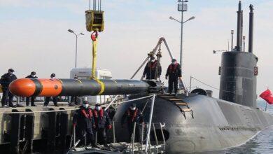 صورة شاهد : AKYA الطوربيد الثقيل التركي القادر على ضرب الأهداف من مدى 50+ كم