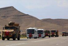 """صورة تركيا و أذربيجان تطلقان مناورات عسكرية في """"ناختشيفان"""""""