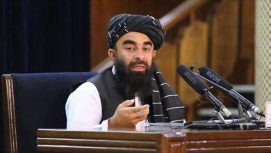 صورة طالبان تضم وزراء ومسؤولين جدد إلى حكومتها وتدعو المجتمع الدولي للاعتراف بها