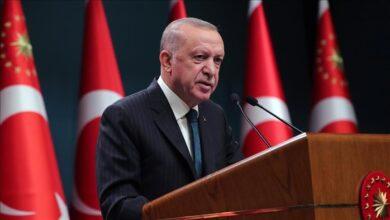 صورة أردوغان: تعاملنا بإيجابية حيال تشغيل مطار كابل منذ البداية 