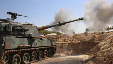 """صورة الدفاع التركية: استمرار مناورات """"الجبهة الديناميكية 2021"""""""