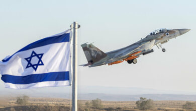 صورة وسائل إعلام إسرائيلية: سلاح الجو يبدأ استعداداته لهجوم محتمل ضد إيران