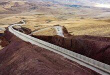 صورة تركيا تستكمل بناء جدران أمنية في 34 بالمئة من حدودها