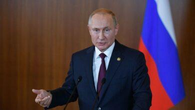 صورة بوتين: شركة فاغنر لها مصالحهاالخاصة و لا تعكس مصالح روسيا