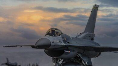 صورة وزير الدفاع التركي يعلن بدء أعمال فنية لتوريد مقاتلات اف-16