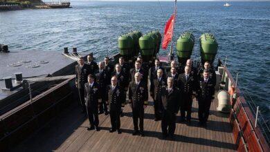 """صورة تركيا..انطلاق مناورات """"نصرت 2021"""" في خليج ساروس"""