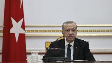 صورة أردوغان: ندعم أنغولا في مكافحة الإرهاب و الصناعات الدفاعية
